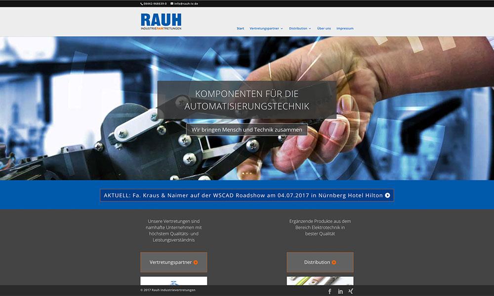 Homepage Dinkel Persch Architekten