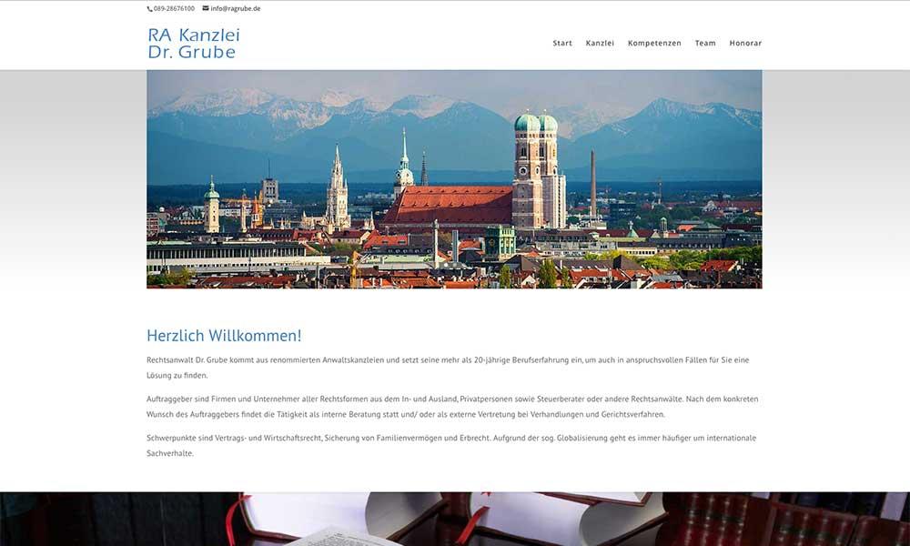 Homepage Systematische Unternehmensberatung Olena Fluerar